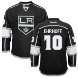 Christian Ehrhoff Premier Home Black Jersey - Los Angeles Kings #10 Clothing
