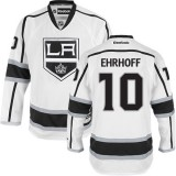 Christian Ehrhoff Authentic Away White Jersey - Los Angeles Kings #10 Clothing