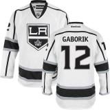 Youth Los Angeles Kings #12 Marian Gaborik White Premier Away Jersey Cheap Online S|M|L|XLLarge