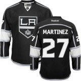 Los Angeles Kings #27 Alec Martinez Authentic Black Home Jersey Cheap Online 48|M|50|L|52|XL|54|XXL|56|XXXL