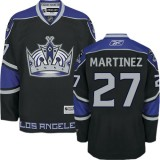 Los Angeles Kings #27 Alec Martinez Authentic Black Third Jersey Cheap Online 48|M|50|L|52|XL|54|XXL|56|XXXL