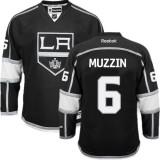 Los Angeles Kings #6 Jake Muzzin Black Premier Home Jersey Cheap Online 48|M|50|L|52|XL|54|XXL|56|XXXL