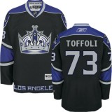 Los Angeles Kings #73 Tyler Toffoli Black Authentic Third Jersey Cheap Online 48|M|50|L|52|XL|54|XXL|56|XXXL