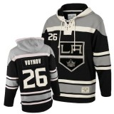Los Angeles Kings #26 Slava Voynov Authentic Black Sawyer Hooded Old Time Hockey Sweatshirt Cheap Online 48|M|50|L|52|XL|54|XXL|56|XXXL