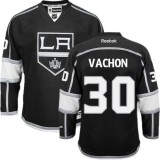 Los Angeles Kings #30 Rogie Vachon Authentic Black Home Jersey Cheap Online 48|M|50|L|52|XL|54|XXL|56|XXXL
