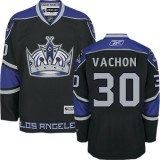 Los Angeles Kings #30 Rogie Vachon Authentic Black Third Jersey Cheap Online 48|M|50|L|52|XL|54|XXL|56|XXXL