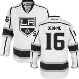 Los Angeles Kings #16 Marcel Dionne Authentic White Away Jersey Cheap Online 48|M|50|L|52|XL|54|XXL|56|XXXL
