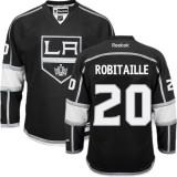 Los Angeles Kings #20 Luc Robitaille Premier Black Home Jersey Cheap Online 48|M|50|L|52|XL|54|XXL|56|XXXL